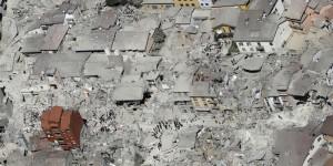 terremoto e mauro laus aiuti