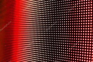 led wall usato